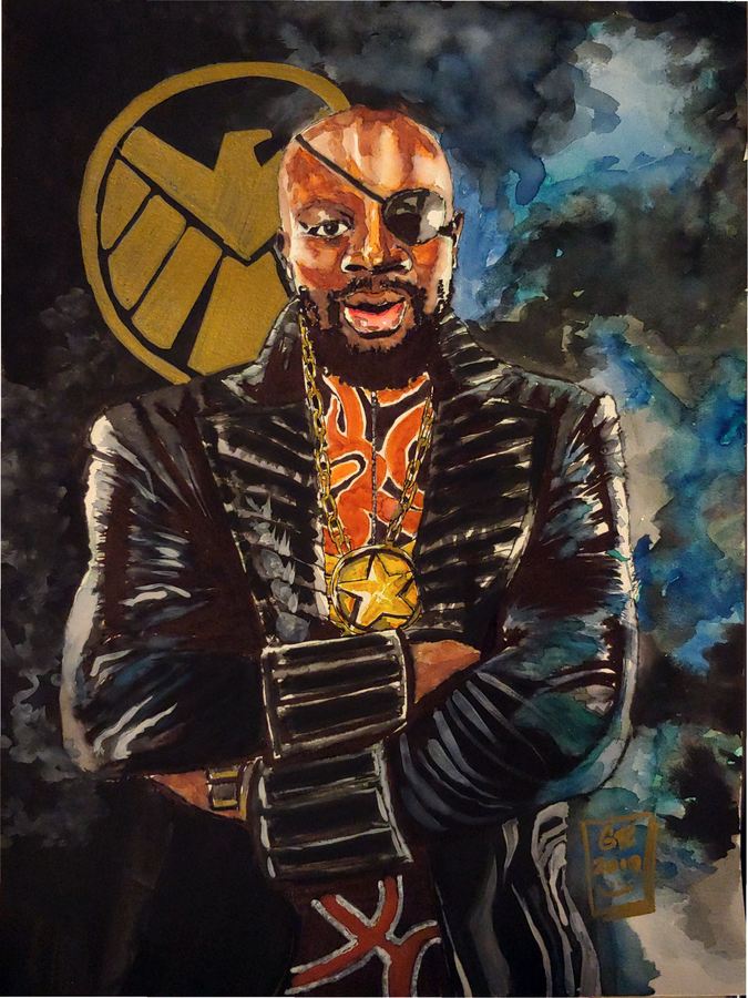 Medium mashupisaachayes nickfury