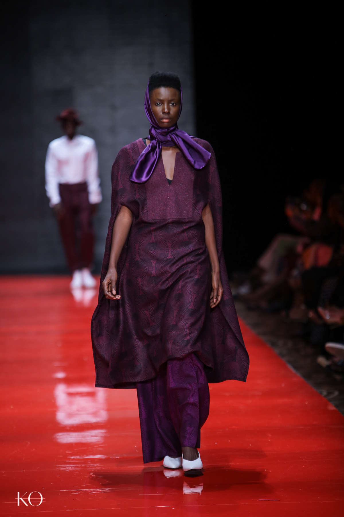 Full arise fashion week 2018 ozwald boateng 37
