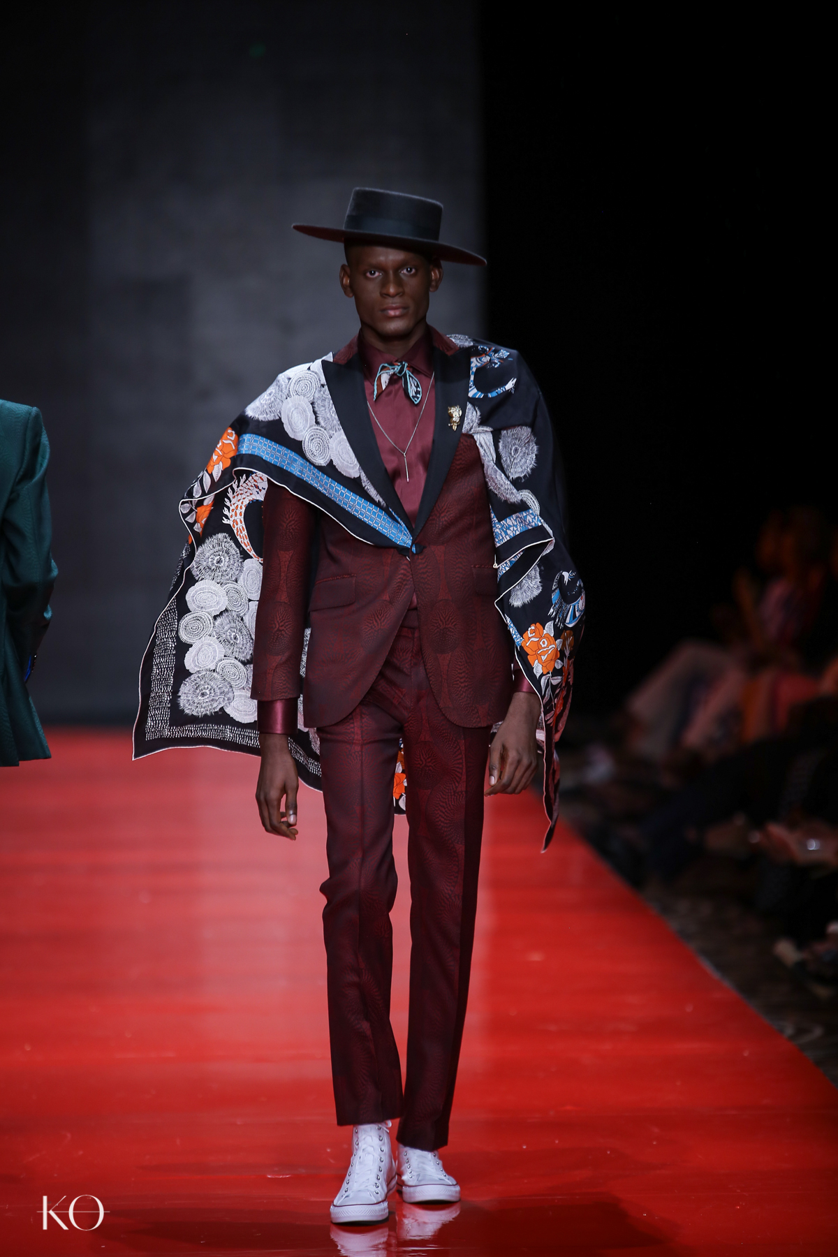 Full arise fashion week 2018 ozwald boateng 33