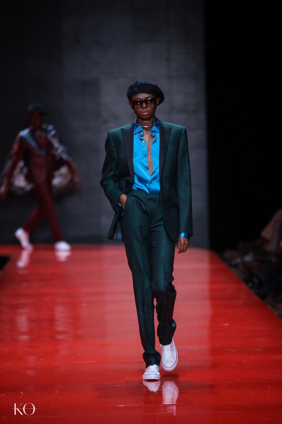 Full arise fashion week 2018 ozwald boateng 32