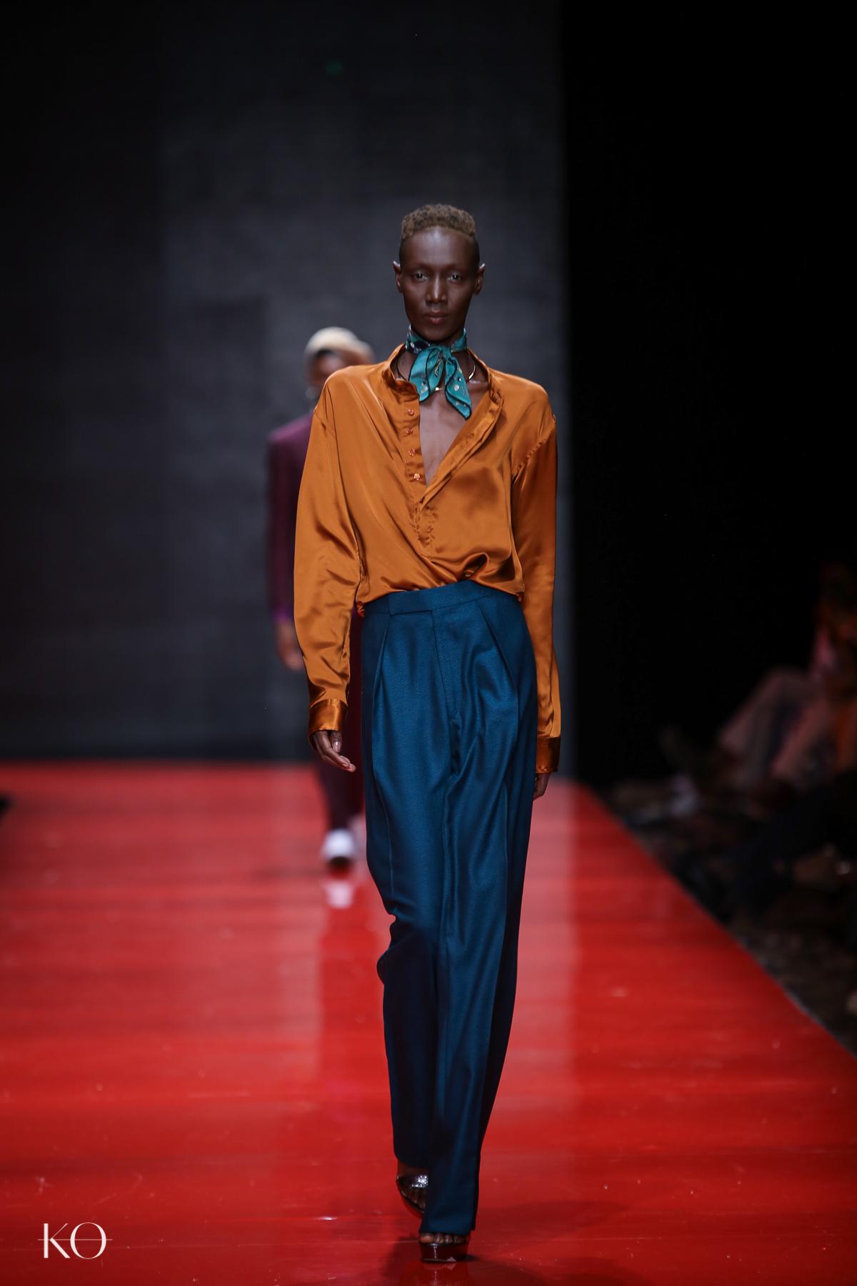 Full arise fashion week 2018 ozwald boateng 26