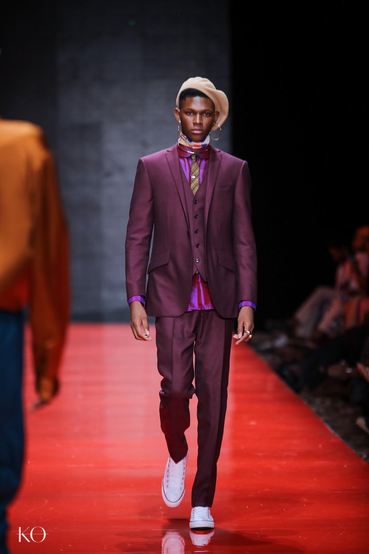 Full arise fashion week 2018 ozwald boateng 27