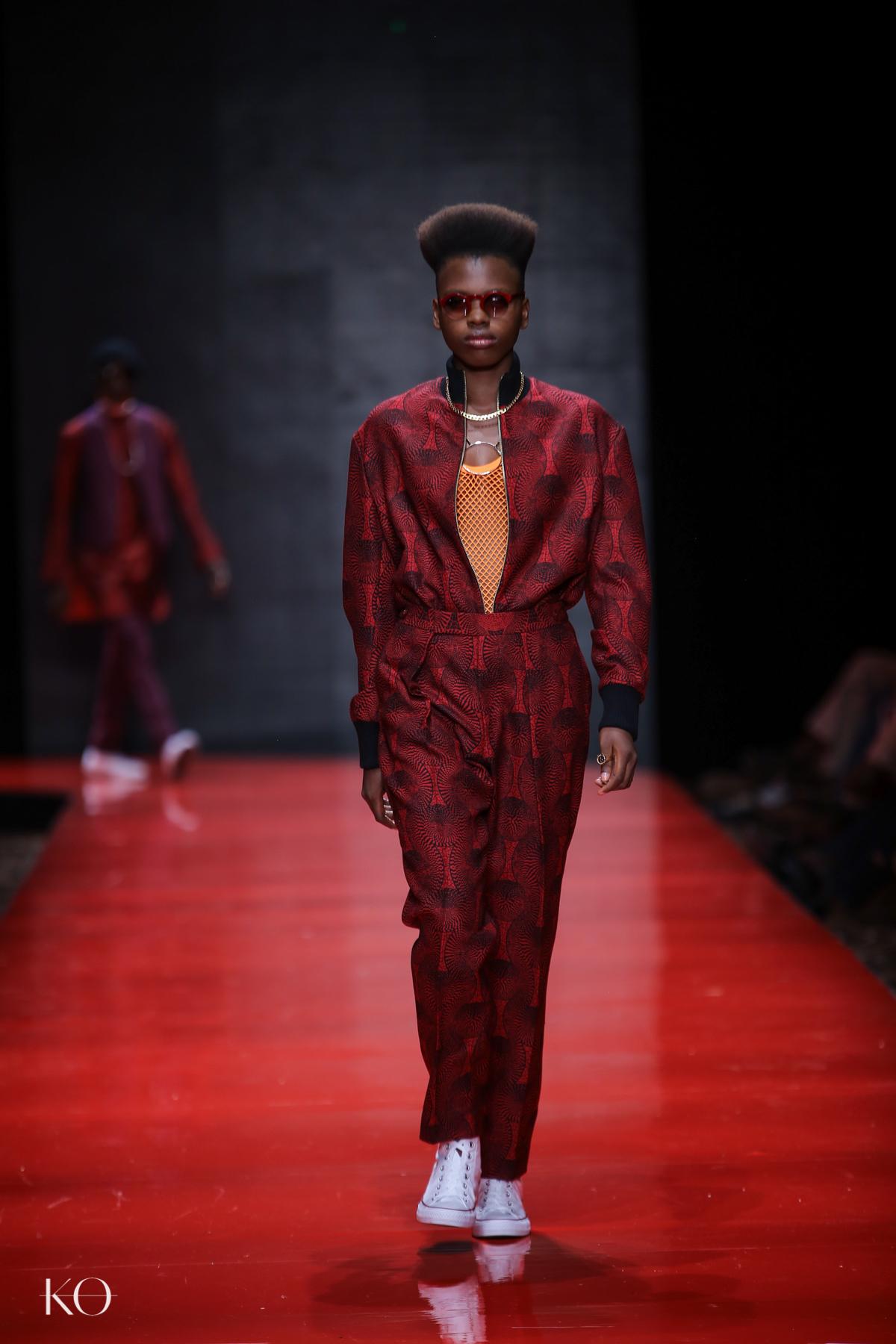 Full arise fashion week 2018 ozwald boateng 22