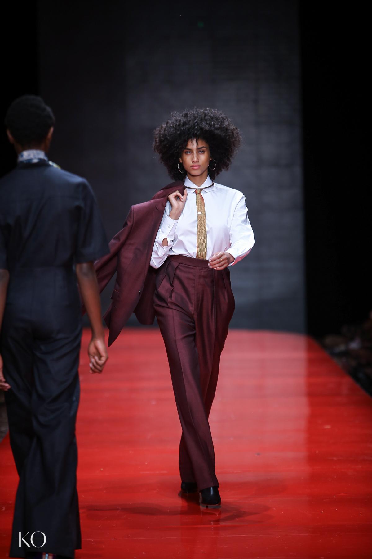 Full arise fashion week 2018 ozwald boateng 29
