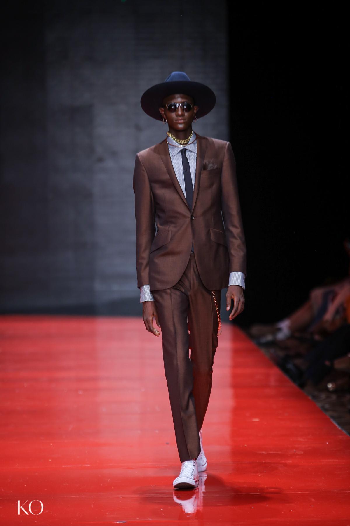 Full arise fashion week 2018 ozwald boateng 8