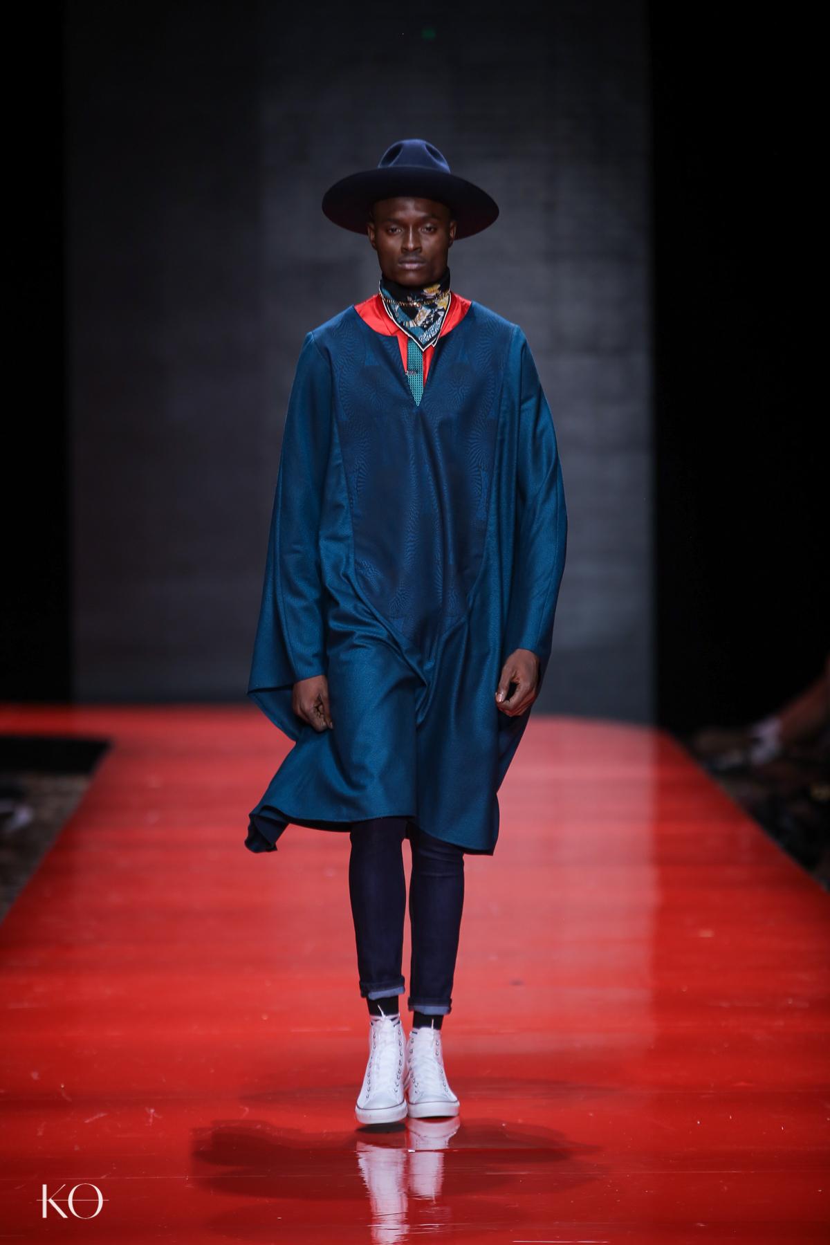 Full arise fashion week 2018 ozwald boateng 7