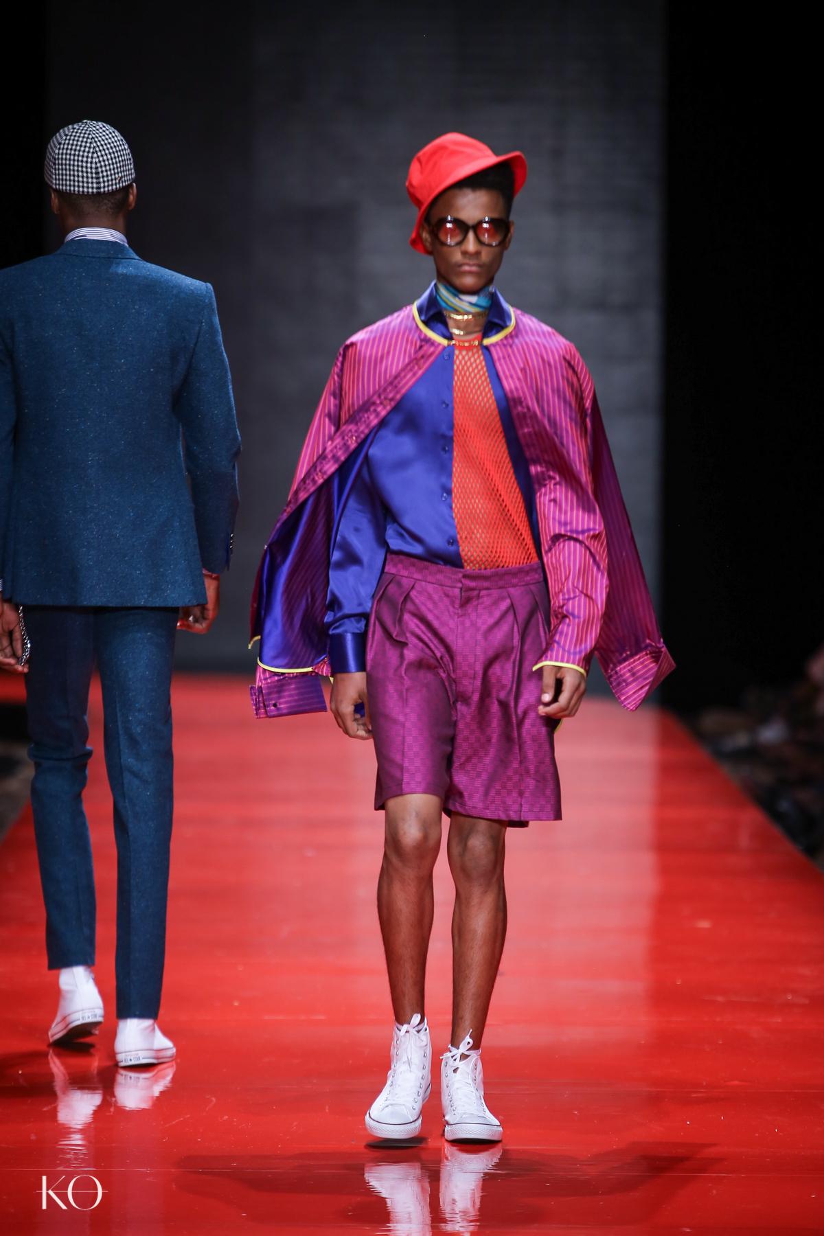 Full arise fashion week 2018 ozwald boateng 12