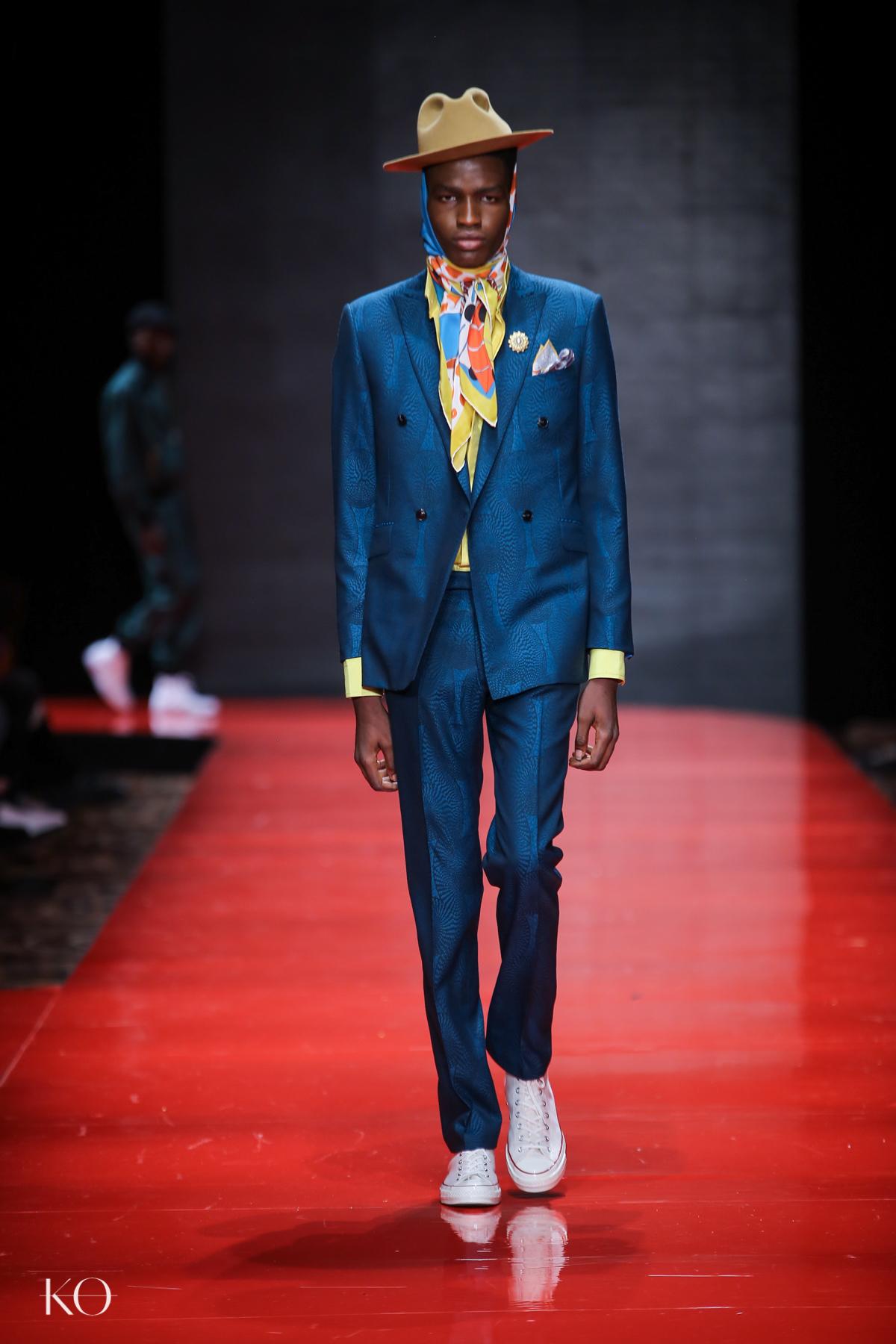 Full arise fashion week 2018 ozwald boateng 3