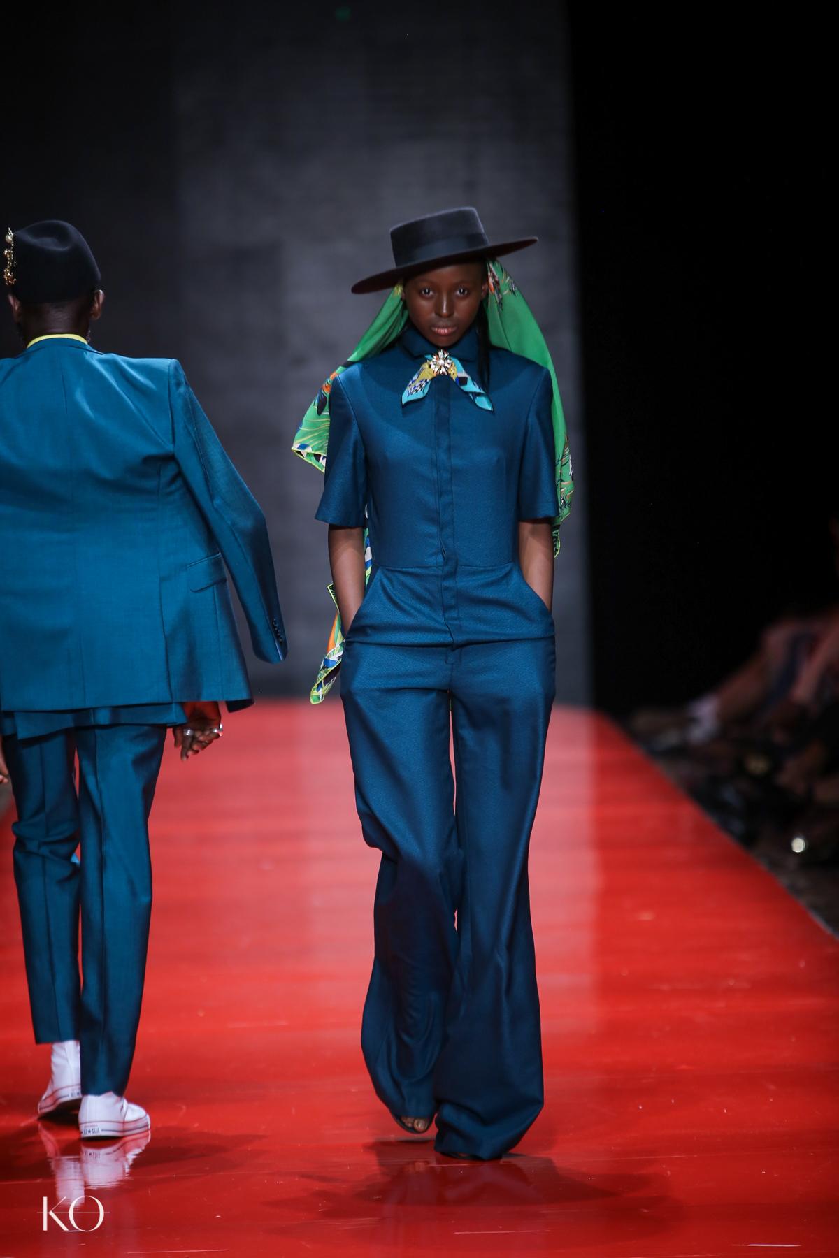 Full arise fashion week 2018 ozwald boateng 2